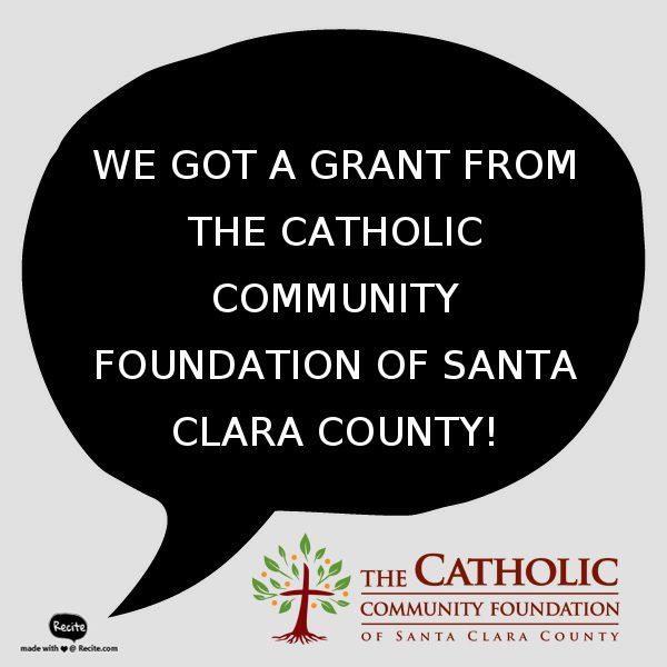 Grants | Catholic Community Foundation of Santa Clara County